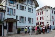 Zu den ausgewählten Bauten gehört auch das ehemalige Wohnhaus von Max Gianini an der Birkenstrasse 6. (Bild: Christine Gregorin)