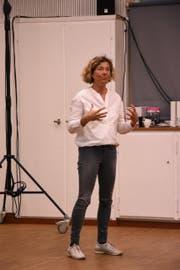 """Barbara Bucher, Regisseurin von """"Oktober im Mai"""" (Bild: Urs M. Hemm)"""