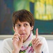 Susanne Hartmann, Stadtpräsidentin Wil. (Bild: Urs Bucher)