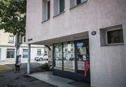 Das Gebäude an der Burgstrasse 61 hat als Gantamt ausgedient, bald soll darin ein Feuerwehrmuseum eröffnet werden. (Bild: Ralph Ribi)