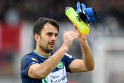 Daniel Lopar startet als frischgebackener Vater in die neue Fussballsaison. (Bild: LAURENT GILLIERON (KEYSTONE))