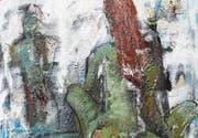 Die Kunst von Hans Keel ist sehr vielfältig. (Bild: PD)
