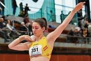 Mirjam Mazenauer konnte nicht ganz an ihre Leistungen aus dem Vorjahr anknüpfen. (Bild: PD)