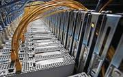 Die digitale Vernetzung erfordert einen immer stärkeren Schutz der Firmendaten. (Bild: Sonja Novak/fotolia)