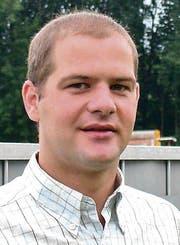 Schulratskandidat Manuel Frei.