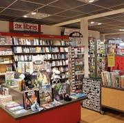 Die Ex-Libris-Filiale in Wil wird nicht geschlossen – genauso wie 14 weitere Standorte. (Bild: Tim Frei)