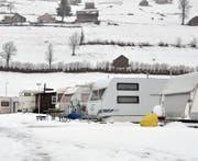 Auch wer seine Ferien auf einem Campingplatz verbringt, muss im Toggenburg Kurtaxen bezahlen. (Bilder: Sabine Schmid)