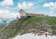 Das Gipfelrestaurant auf dem Chäserrugg gehört zu den Toggenburger Bergbahnen. (Bild: Urs Bucher)