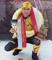 Martin Furrer konnte seinen Titel verteidigen. (Bild: PD)