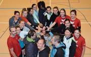 Heimspielpremiere für Volley Toggenburg in der Finalrunde (Bild: Beat Lanzendorfer)
