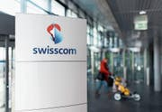 Swisscom, hier der Hauptsitz, sind vergangenen Herbst massenhaft Kundendaten entwendet worden. (Bild: Gaëtan Bally/Keystone (Bern, 13.11.2012))