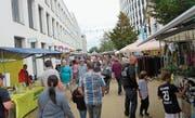 Seit 100 Jahren ist der Markt ein Teil von Heerbrugg. (Bild: pd)