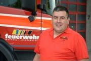 Heiri Rhyner, Präsident Feuerwehrverband Toggenburg.