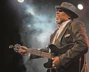 Wilson Blount ist den meisten Blues-Fans besser als Big Daddy Wilson bekannt. (Bild: pd)