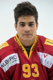 Bisher trug Silvan Wyss das Trikot der SCL Tigers - nun spielt er für Hockey Thurgau. (Bild: MARCEL BIERI (KEYSTONE))