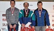 Bronzemedaille für Christian Lusti (Bild: PD)