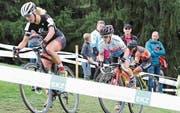 Jolanda Neff: Auch auf dem Rennrad an der Spitze. (Bild: Archiv/pd)
