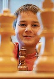 Schachmeister Noah Fecker kurz vor einer Partie in Uruguay. (Bild: PD)