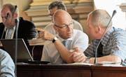 Erwünschtes Nebenamt: Stadtpräsident Thomas Scheitlin sitzt für die FDP im Kantonsrat und soll dort auch die Sicht und die Interessen der Kantonshauptstadt einbringen. (Bild: Regina Kühne (2. Mai 2012))