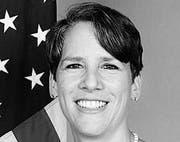 Suzan G. LeVine US-Botschafterin für die Schweiz und Liechtenstein