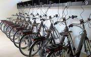 Der Saisonstart für den E-Bike-Verleih ist für April geplant. (Bild: pd)