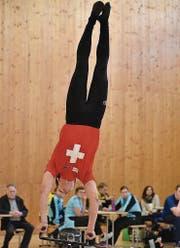 Lukas Burri nähert sich wieder rechtzeitig seiner Höchstform und darf sich an der Schweizer Meisterschaft einiges ausrechnen. (Bild: PD)