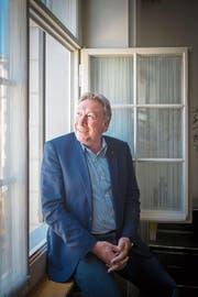 Ernst Michel blickt dem Ruhestand entgegen. (Bild: Benjamin Manser)