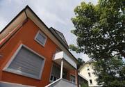 Hauptsitz der Softwarefirma Adcubum in St. Gallen. (Bild: Michel Canonica)