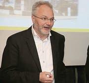 Ist von den Vorteilen der Verselbständigung der TBF überzeugt: Flawils Gemeindepräsident Elmar Metzger. (Bild: Christof Lampart)
