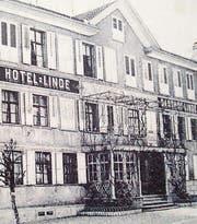 Zu den prägenden Bauten der Poststrasse von Heiden gehört das nach dem Dorfbrand von 1838 erbaute Hotel Linde. (Bild: pd)