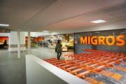 Die Migros Ostschweiz hat 2017 2,36 Milliarden Franken umgesetzt. Im Bild die Migros Grossacker. (Bild: Urs Bucher)