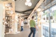 Bührer LIcht ist der grösste Lampenshop der Schweiz. (Bild: PD)