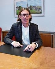 Der Hemberger Gemeindepräsident Christian Gertsch. (Bild: Urs M. Hemm)
