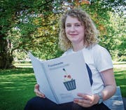 Paula Zimmermann wollte es genau wissen, und «containerte» für ihre Maturarbeit. (Bild: Jil Lohse)
