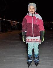 Warm eingepackt, trotzen die Kinder der Kälte. (Bilder: noe & sah)