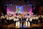 Die Bürgermusik Mörschwil feiert im Juni ihr 200-jähriges Bestehen. (Bild: PD)
