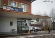 Das «Marktstübli» in Muolen ist ein beliebter Treffpunkt. (Bild: Ralph Ribi)