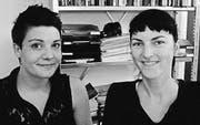 Corinne Riedener (links) übernimmt die Stelle von Andrea Kessler. (Bild: pd)