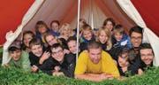 Spass und Gemeinschaft garantiert: Das letzte Schweizertreffen von 2011 hat die Flawiler Jungschar Oase noch in guter Erinnerung. (Bild: pd)