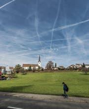 Nicht nur die Ortsplanung im Gebiet Neuhus polarisierte am Montag die Wittenbacher. (Bild: Michel Canonica)