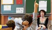 Der Schulbeginn ist ein prägendes Erlebnis, an das sich viele Leute auch noch als Erwachsene erinnern. (Bild: Salvatore Di Nolfi/Keystone)