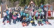 Skilager sind ein gemeinsames Erlebnis, von dem die Schüler noch lange erzählen. Auch Pädagogen betonen die Wichtigkeit des Gruppenerlebnisses für die Entwicklung der Sozialkompetenz der Schüler. (Bild: Archiv/Pascal Bollhalder)