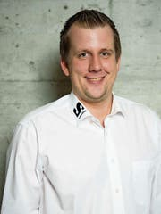 SCR-Sportchef Fabian von Allmen ist überzeugt: Im Rheintal besteht die Nachfrage nach attraktiverem Eishockey in der 1. Liga. (Bild: pd)
