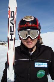 Mirena Küng wurde an den Schweizer Meisterschaften Sechste in der Abfahrt. (Bild: pd)