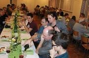 Ehrenamtliche Helferinnen und Helfer der Pfarrei Wattwil sind zur Neujahrsbegrüssung eingeladen worden. (Bild: PD)