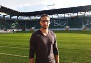 Marcel Herzog übernimmt ab sofort die Position des Talentmanagers von Kristijan Djordjevic, der von seinen Aufgaben freigestellt wurde. (Bild: FCSG)