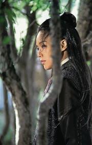 Ausgebildet als perfekte Auftragskillerin: Nie Yinniang in «Assassin». (Bild: Outnow)