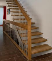 Oft ist eine neue Treppe günstiger als eine Renovierung. (Bild: PD)