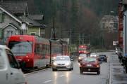 Nicht nur die Appenzeller Bahnen wollen ein Tunnel durchs Riethüsli. (Bild: Ralph Ribi/Archiv)