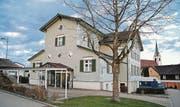 Das katholische Pfarrhaus in Engelburg soll noch dieses Jahr saniert werden. (Bild: Cyril Janak)